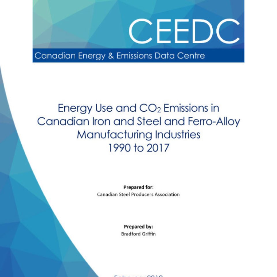 CEEDC—Canadian Energy & Emissions Data Centre